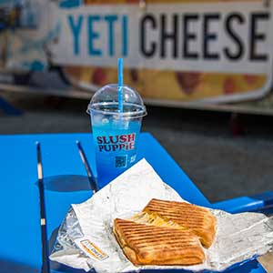 Yeti Cheese